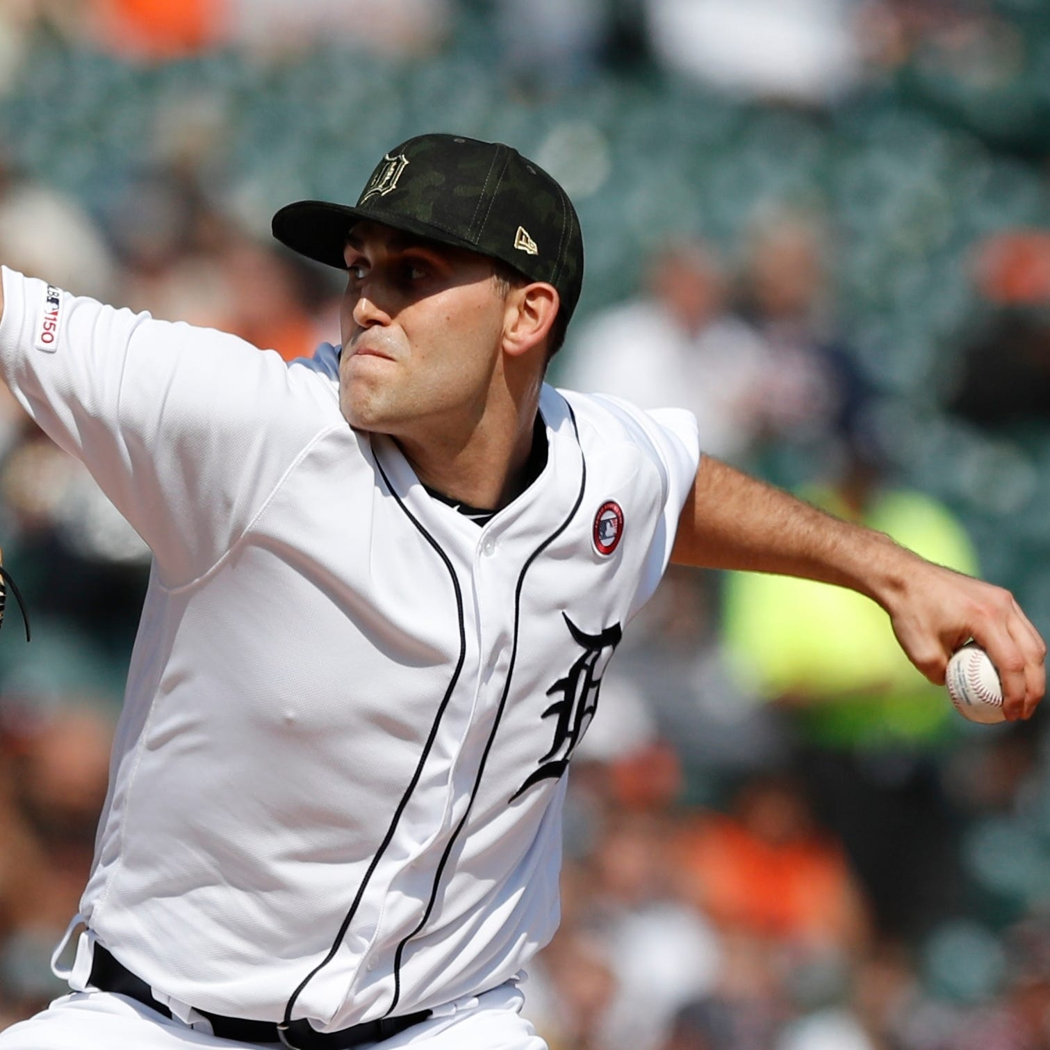 Detroit Tigers podcast: Chat with ex-pitcher Steve Sparks; minor league check in