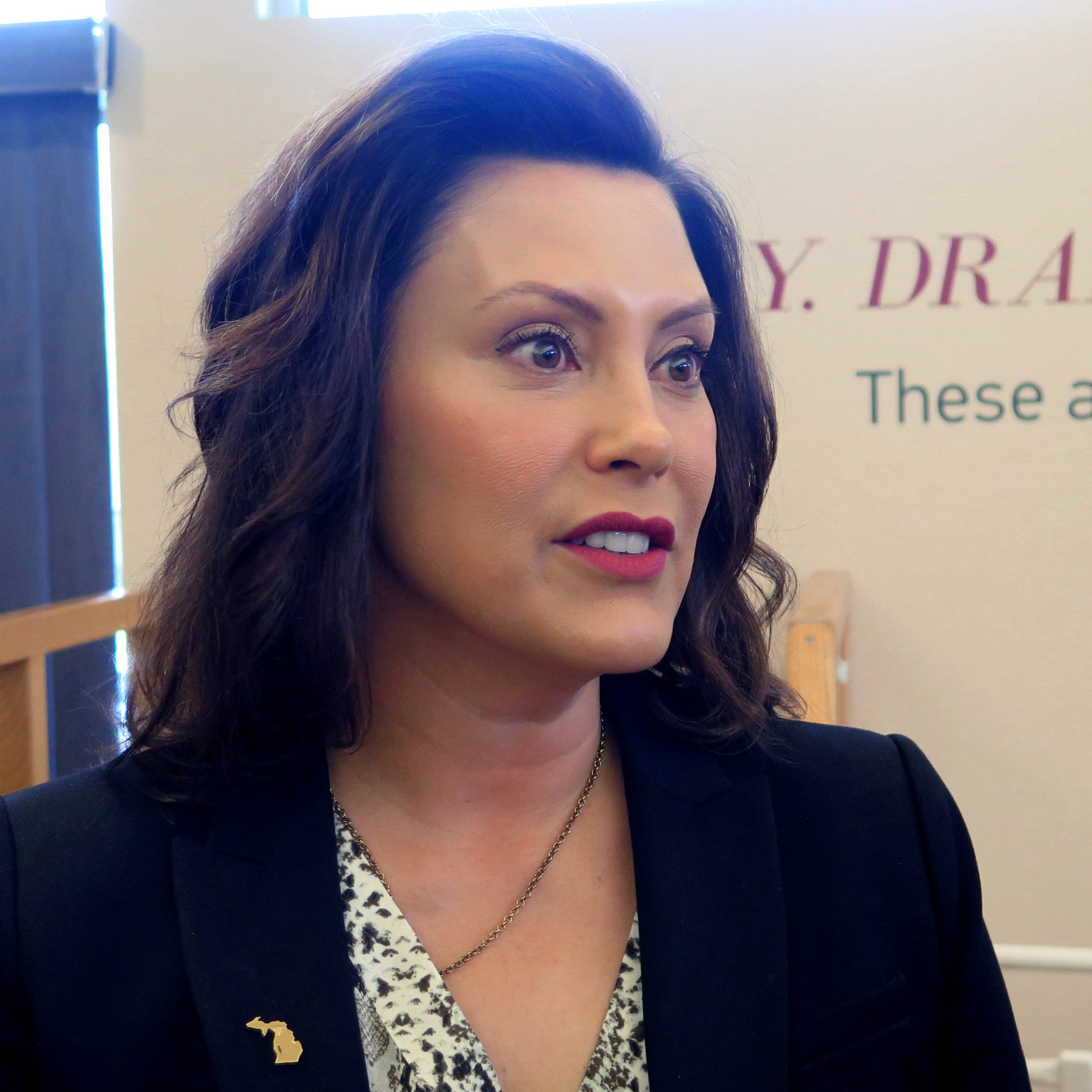 Whitmer among lawmakers sharing stories about rape in abortion debate