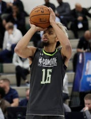 Brian Bowen's college basketball career was scuttled amid the corruption scandal.