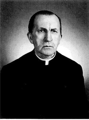 Rev. Jan Tyminski
