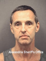 This file photo provided by Alexandria Sheriff's Office shows Kevin Mallory. Mallory, a former CIA officer was sentenced Friday, May 17, 2019 to 20 years in prison on charges that he spied for China and allegations he sought to expose human assets who were once his responsibility.