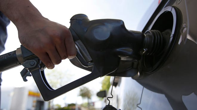 Gas prices across Michigan are up about 7 cents.