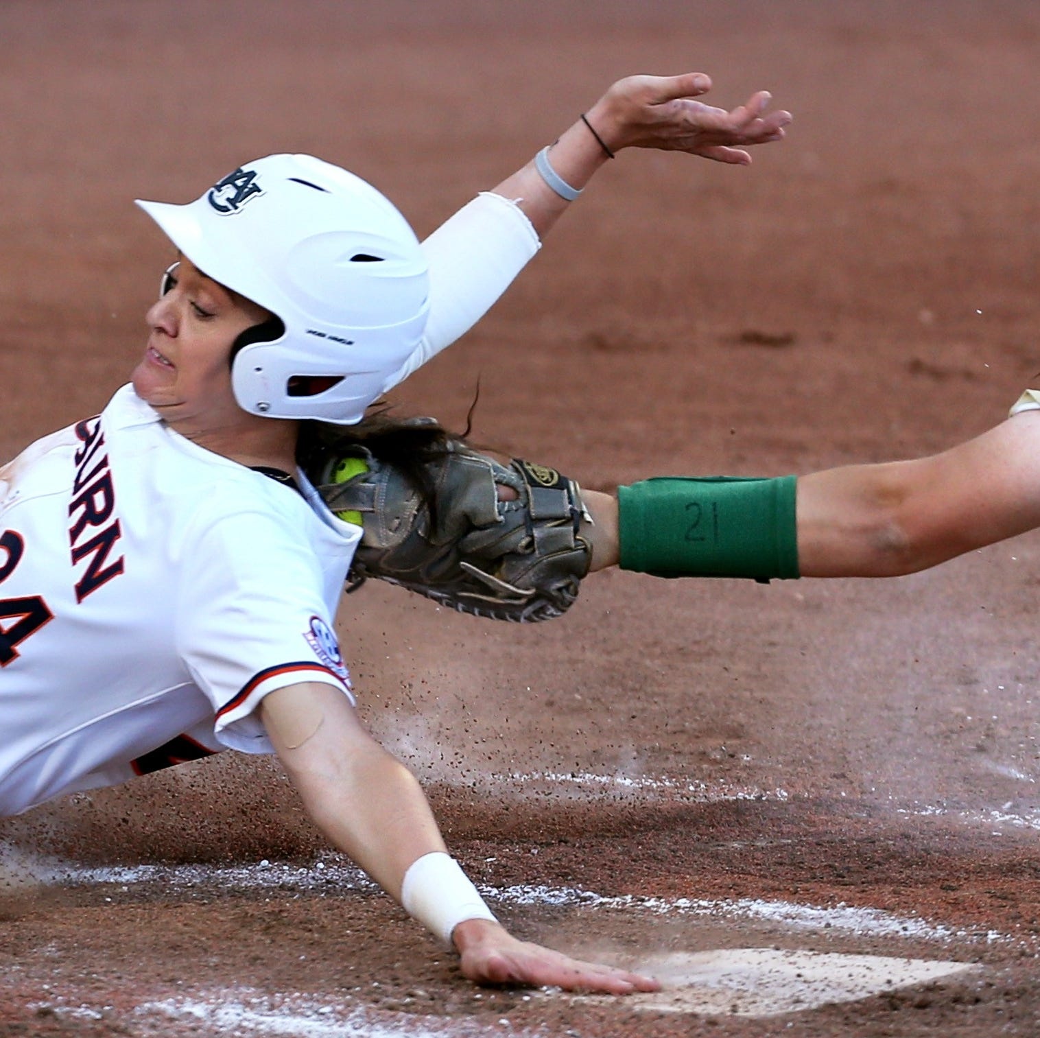 Colorado State softball falls to Auburn in NCAA regional opener