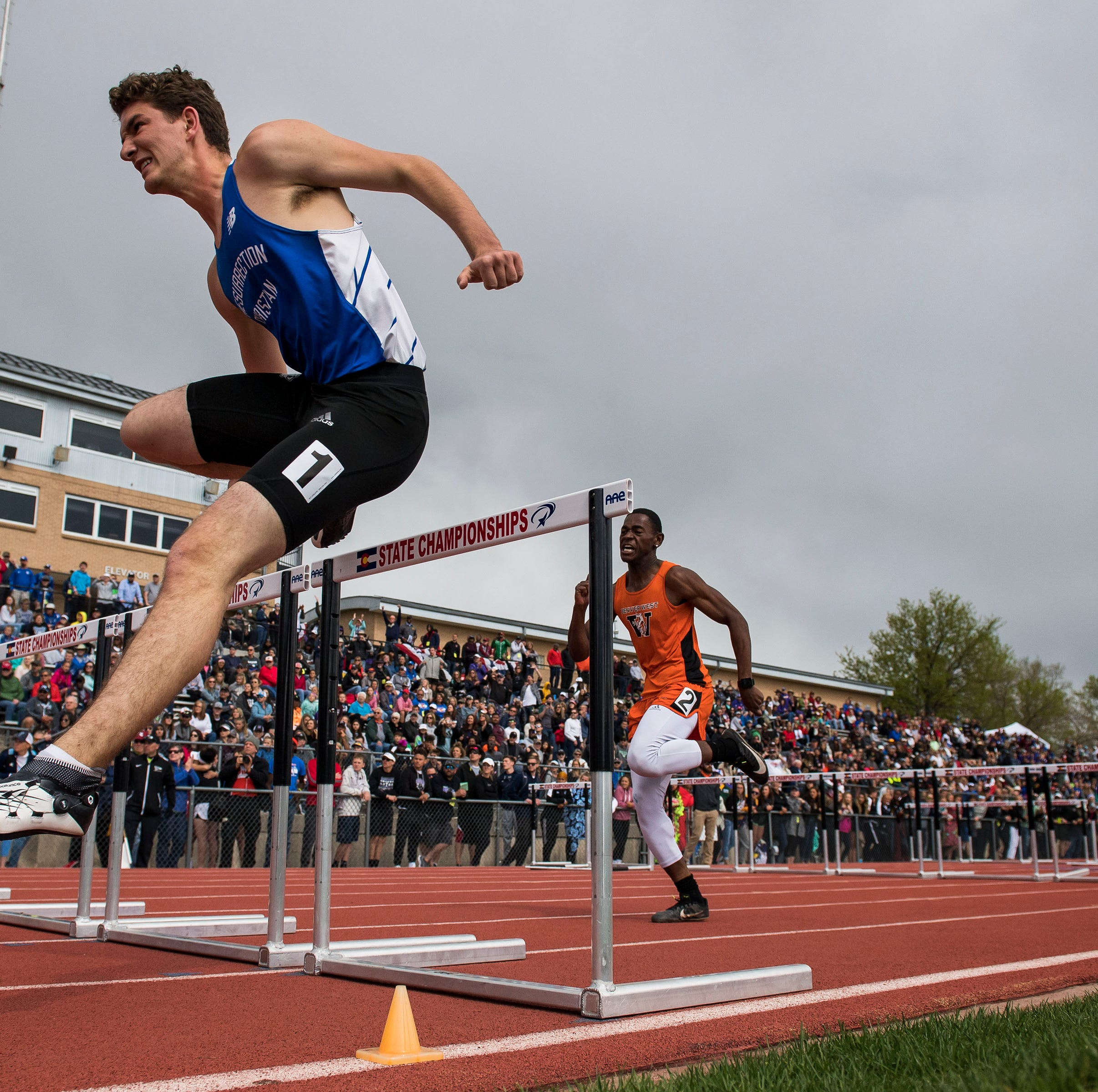 Live updates: Final day of Colorado high school state track championships