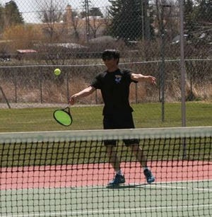 Roger Mai of Great Falls Central will face Trey Christiaens of Bigfork for the State Class BC boys' singles title Saturday in Bozeman.