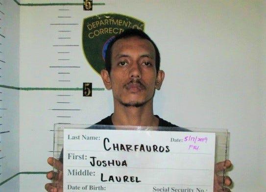 Joshua Laurel Charfauros