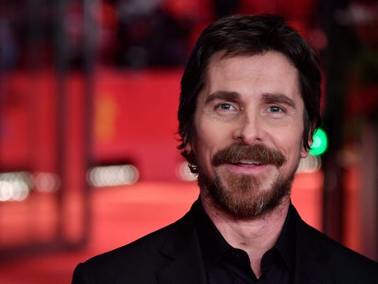 Christian Bale will serve as one of two honorary starters, with fellow actor Matt Damon, for the Indianapolis 500 on May 26.