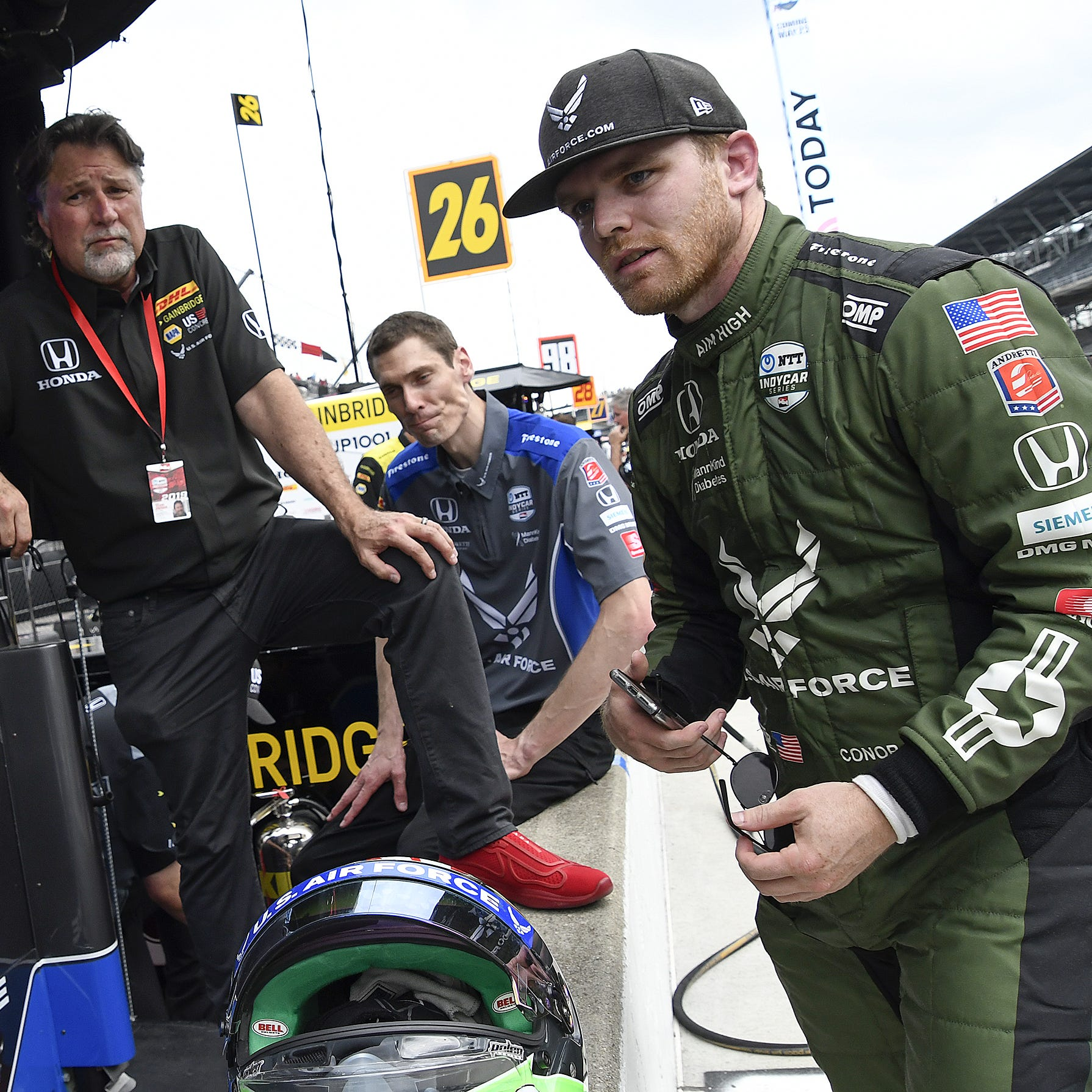 Indy 500 qualifying begins: New format locks in 21 spots on first day