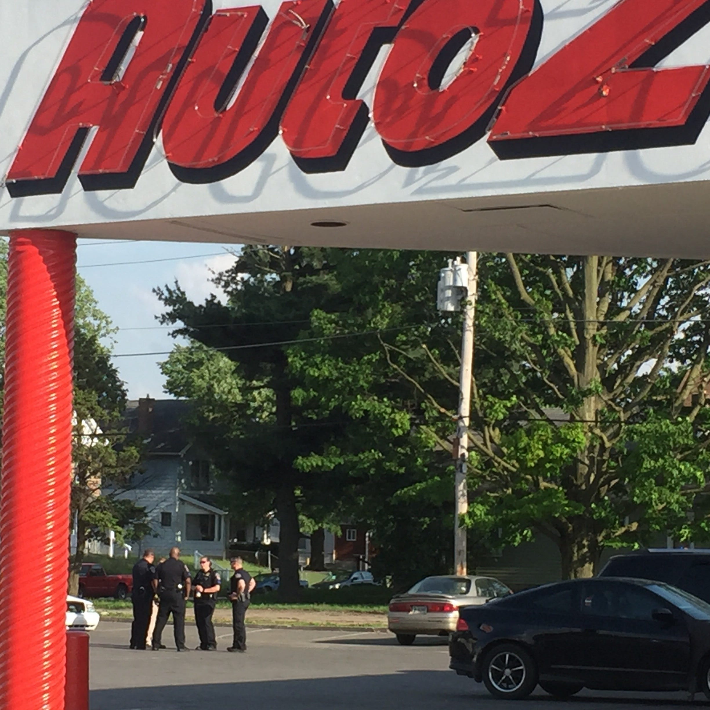 Police probe death of baby found in SUV parked outside Indianapolis store