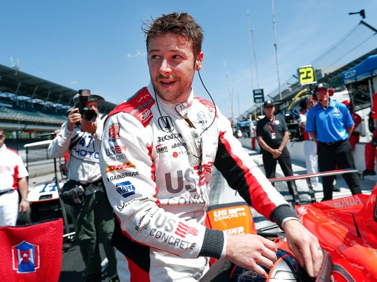 Two drivers cited Marco Andretti as the driver they'd like to see win this Indy 500 -- if they couldn't win it themselves.
