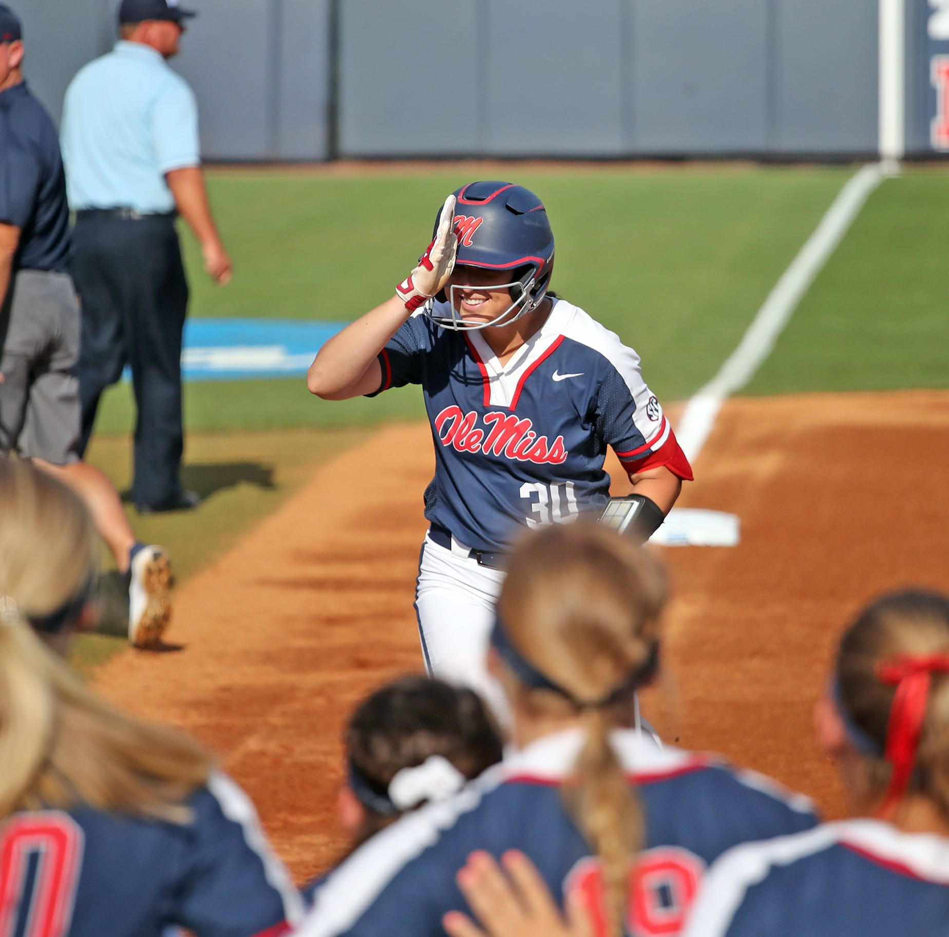 Ole Miss survives first elimination game, advances to Oxford Regional finals vs. Louisiana