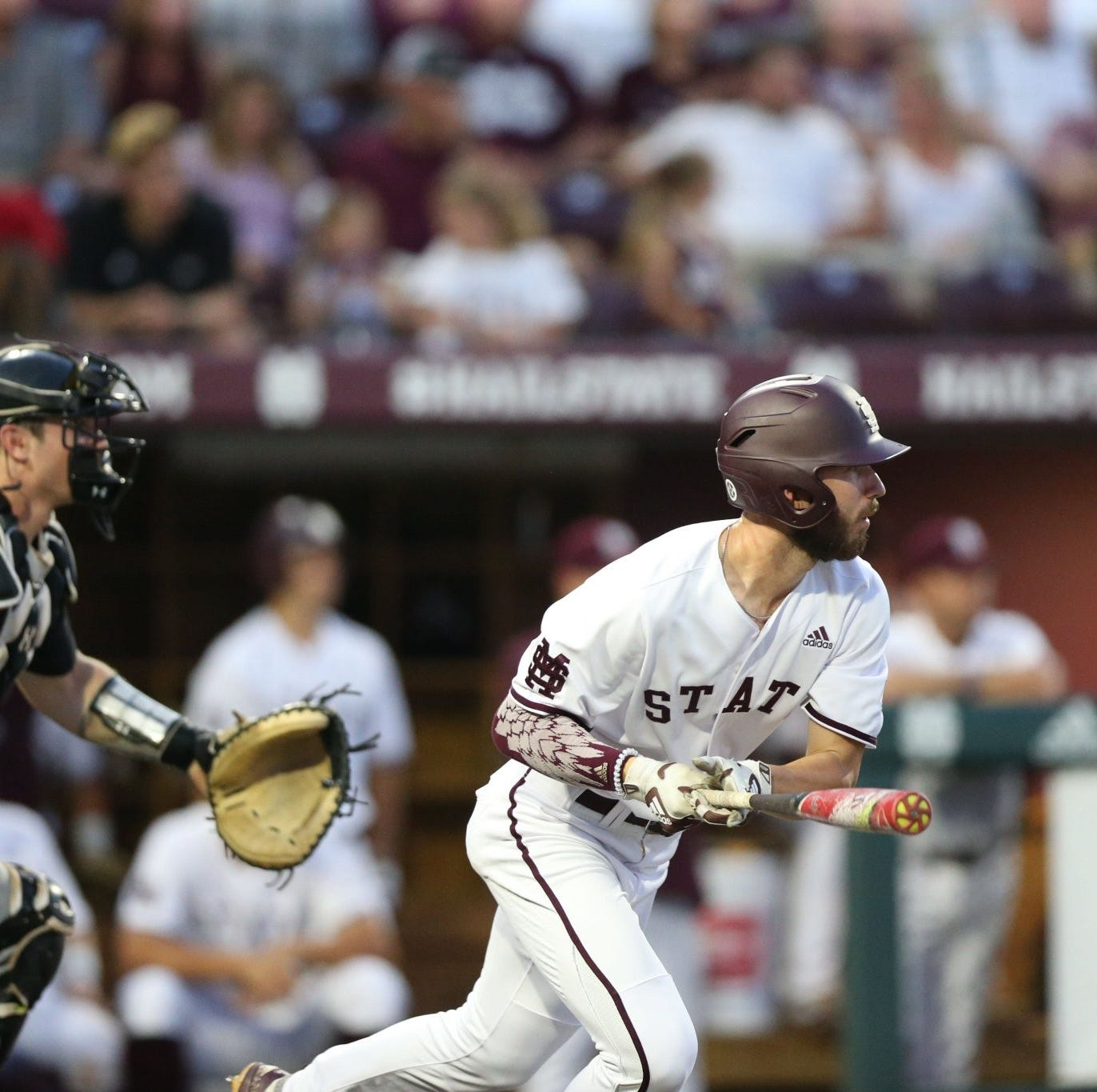 How Hatcher has stepped up for Mississippi State baseball in wake of MacNamee's injury