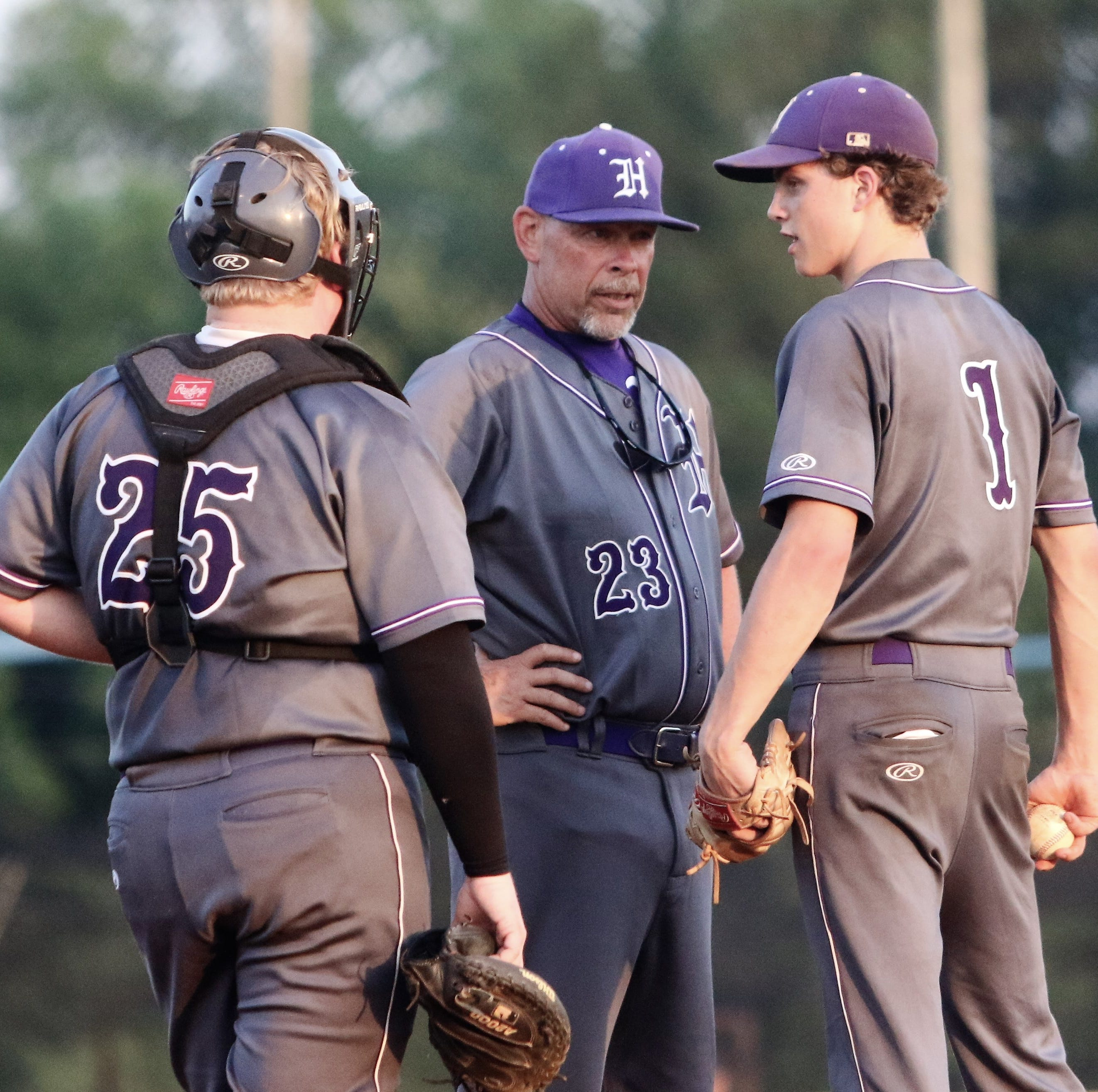 Dusty Rhodes leads Haywood baseball to first-ever berth in the Class AA state tournament