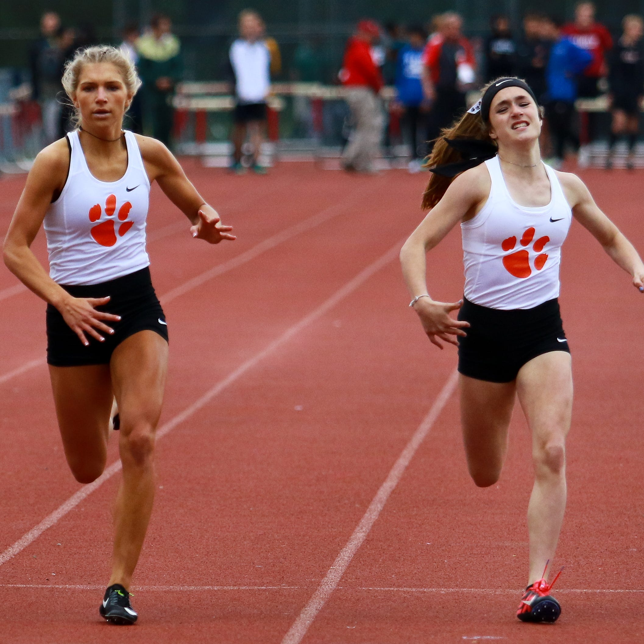 Success stories from Division 1 girls track and field regional