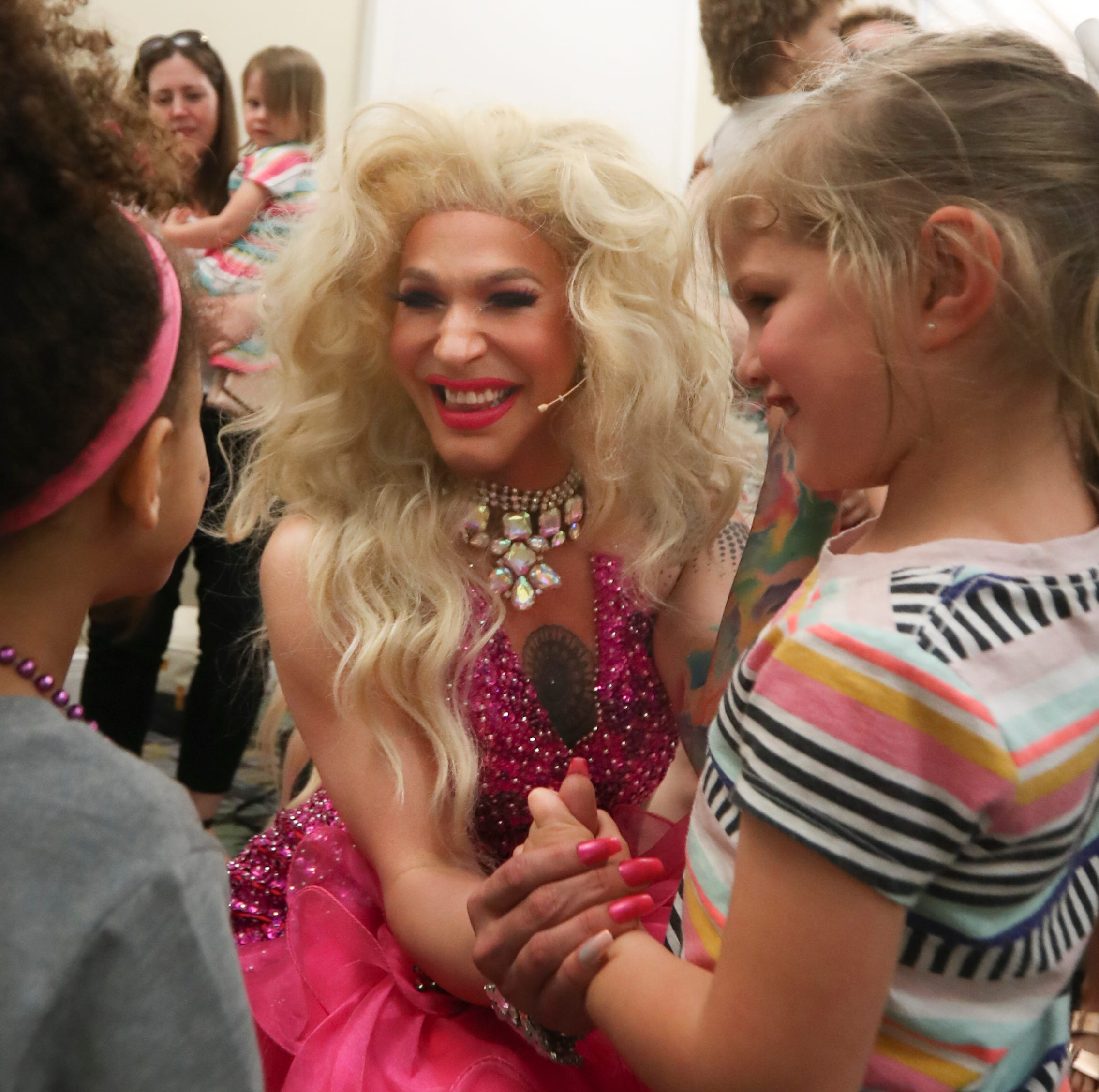 Drag Queen Storytime: It's foolish to bring kids into the sexual world of adults