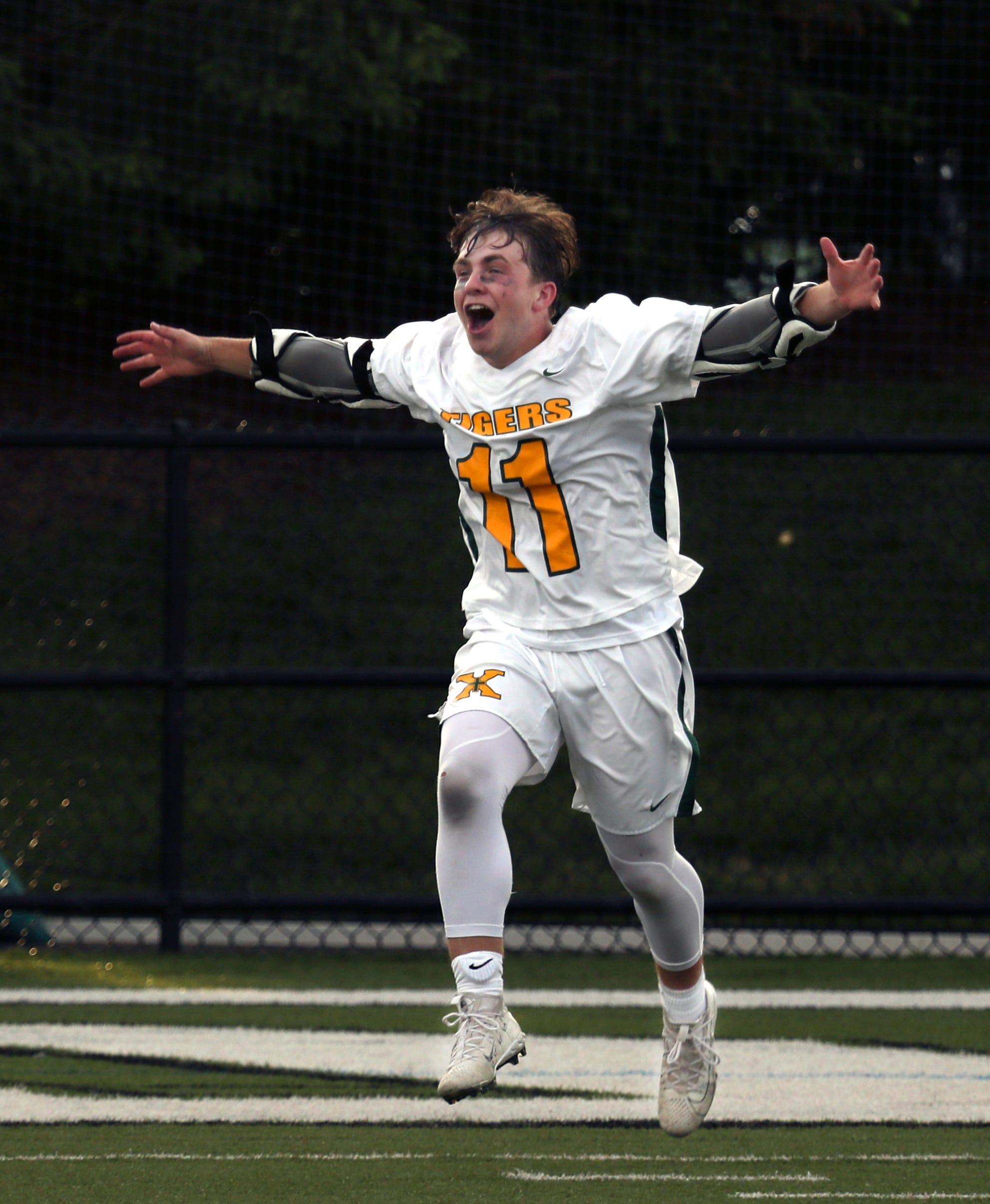 St. Xavier beats Trinity to win state boys lacrosse championship