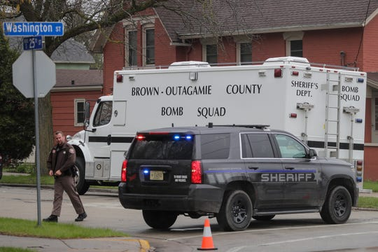 Manitowoc police: Suspect in 25th Street bomb incident found dead in home