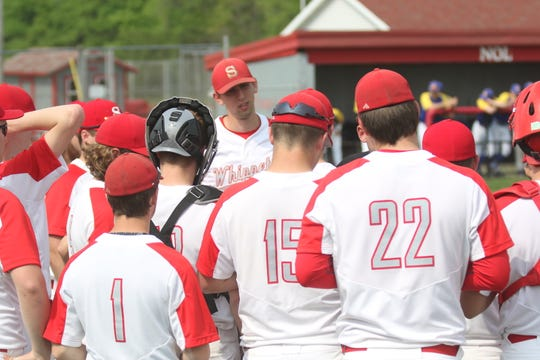 The Shelby Whippets advanced to the district tournament with a 5-3 win over Ontario in the sectional final.