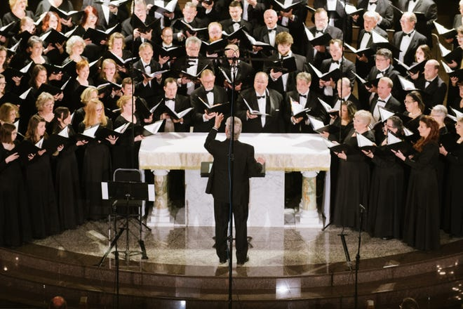 Bel Canto Chorus will perform four different programs during the 2019-20 season.