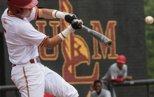 Despite dropped the final two games of the series, ULM notched 33 hits and 22 RBIs against Louisiana-Lafayette. The Warhawks snapped a seven-year, 25-game losing streak to the Ragin' Cajuns in a 6-3 win in Game 1 last Thursday.