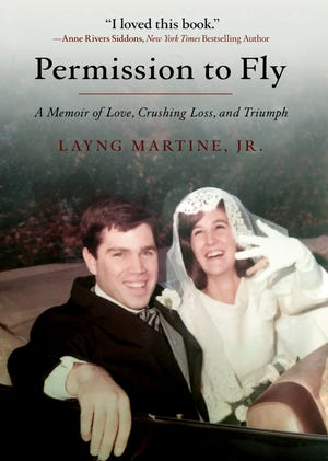 """It took 10 years for songwriter Layng Martine Jr. to write his memoir, """"Permission to Fly."""""""