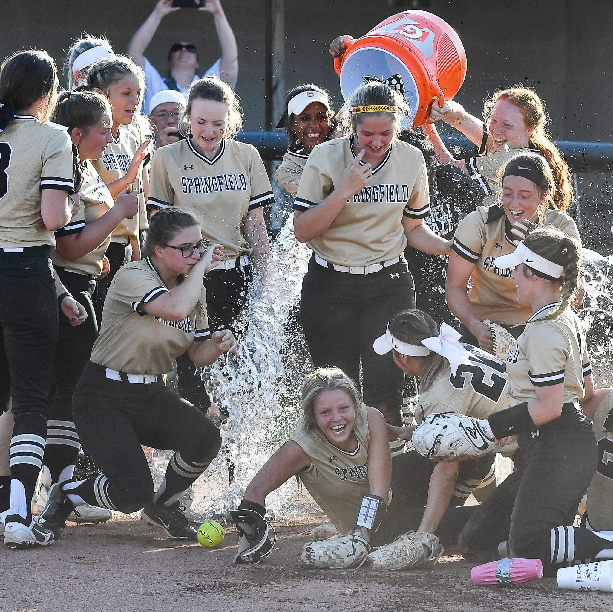Springfield softball clinches first-ever state tournament berth