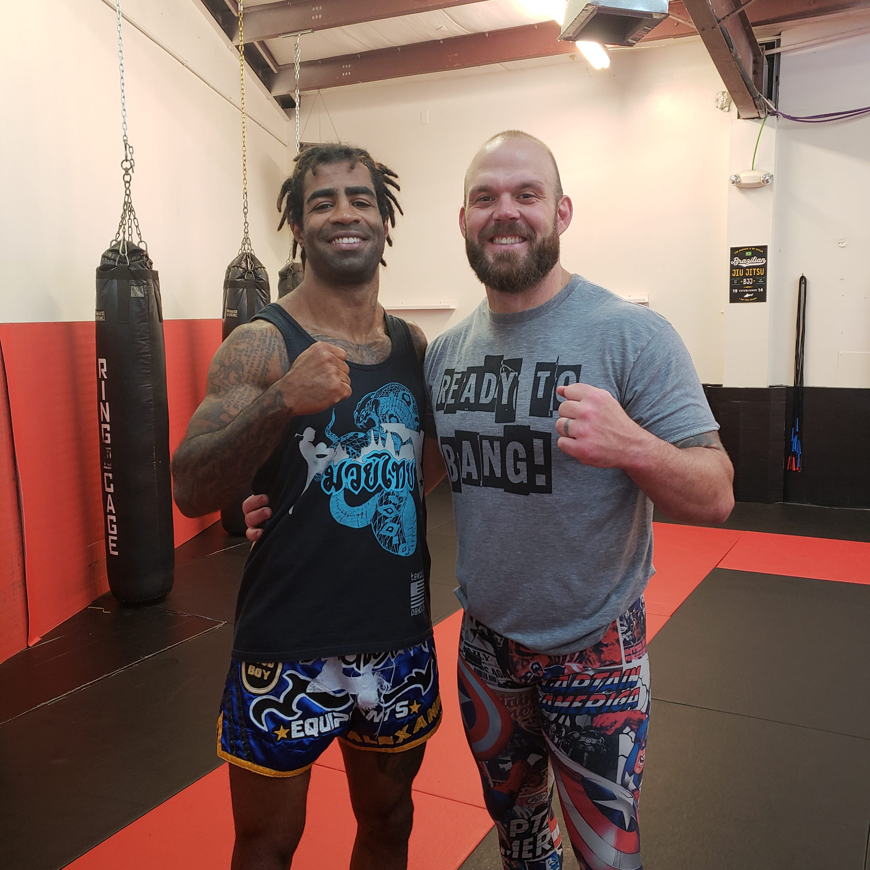Naples professional MMA fighter Cosmo Alexandre defeats former UFC fighter Sage Northcutt