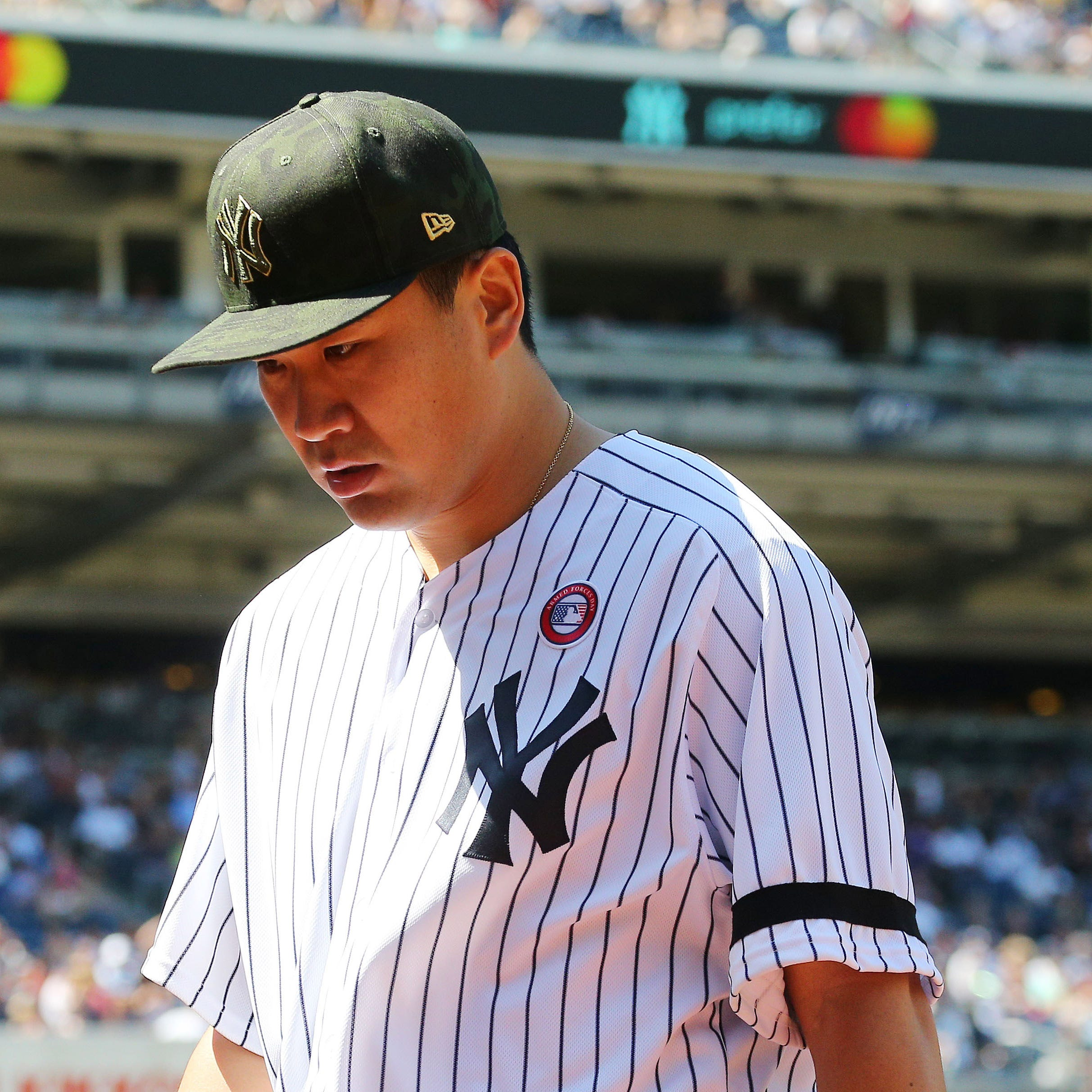 Updates on Yankees pitchers Masahiro Tanaka, James Paxton, Dellin Betances