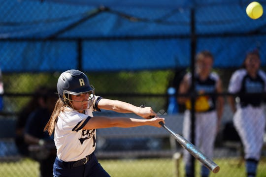 Bella Sebastian and Ramsey will go for its third straight Bergen County softball title Saturday at Mahwah High School against NV/Old Tappan.