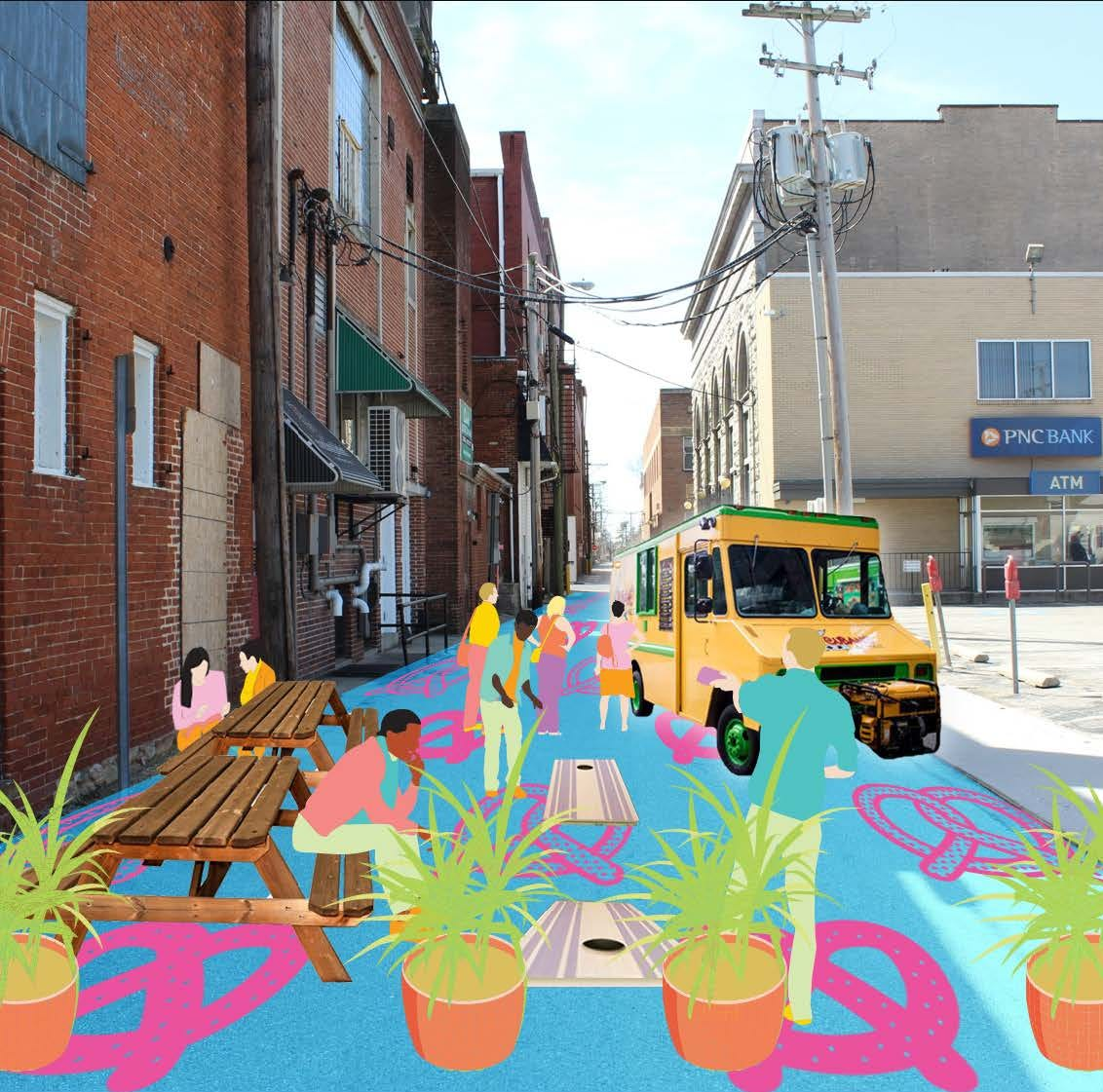 Art alley pop-up coming to downtown Hanover during Sip & Stroll