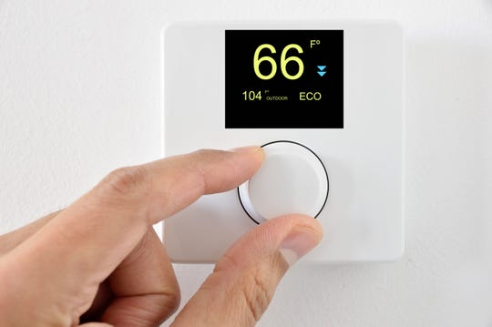 Most customers who are on a time-of-use plan simply limit the time their air-conditioning runs during those hours by turning up the thermostat.