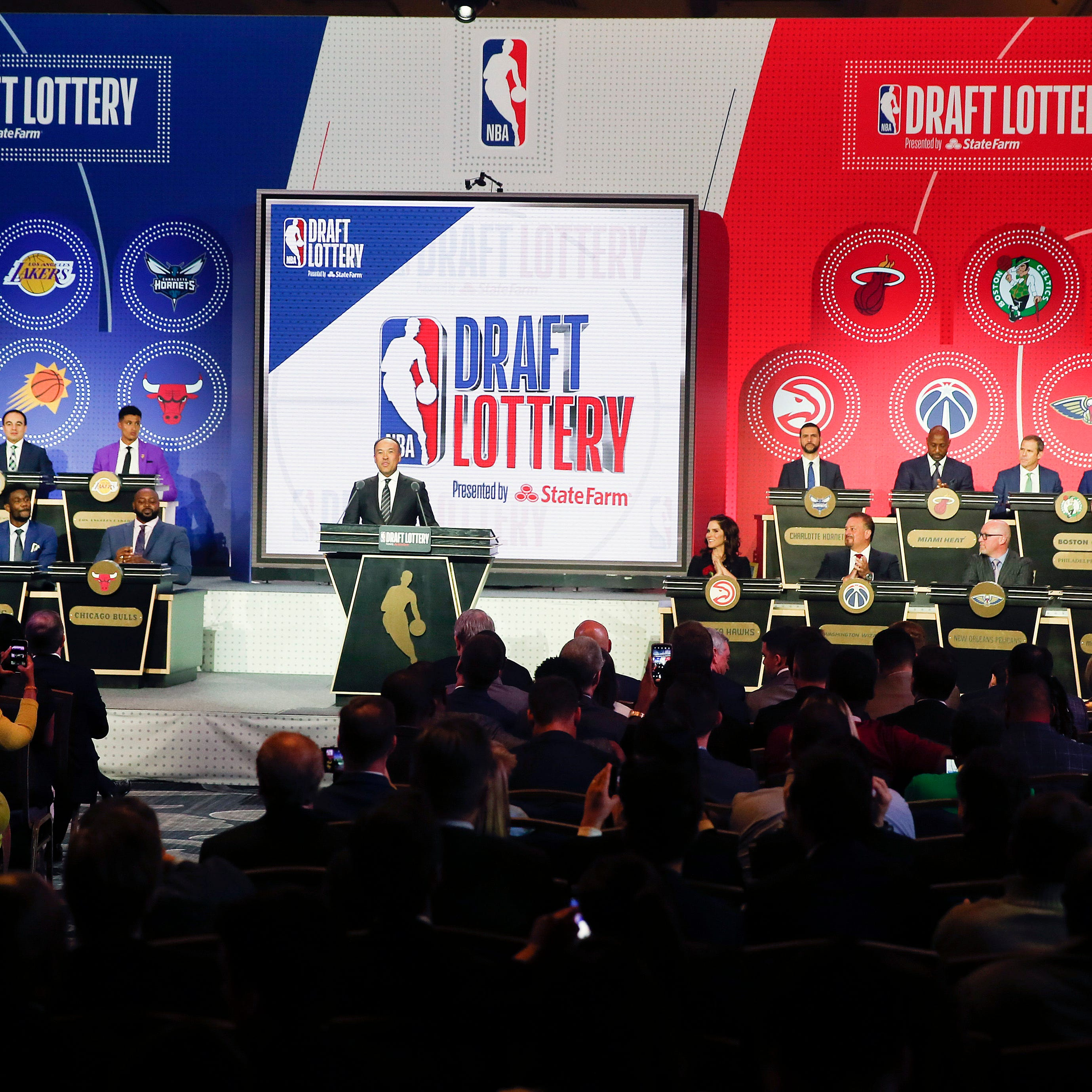 NBA dodges conspiracy-theory bullet, takes big step toward competition with new draft lottery odds