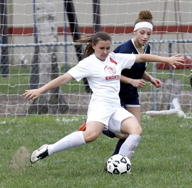 New Life Christian Academy junior Julia Turner is the Times Herald Athlete of the Week.
