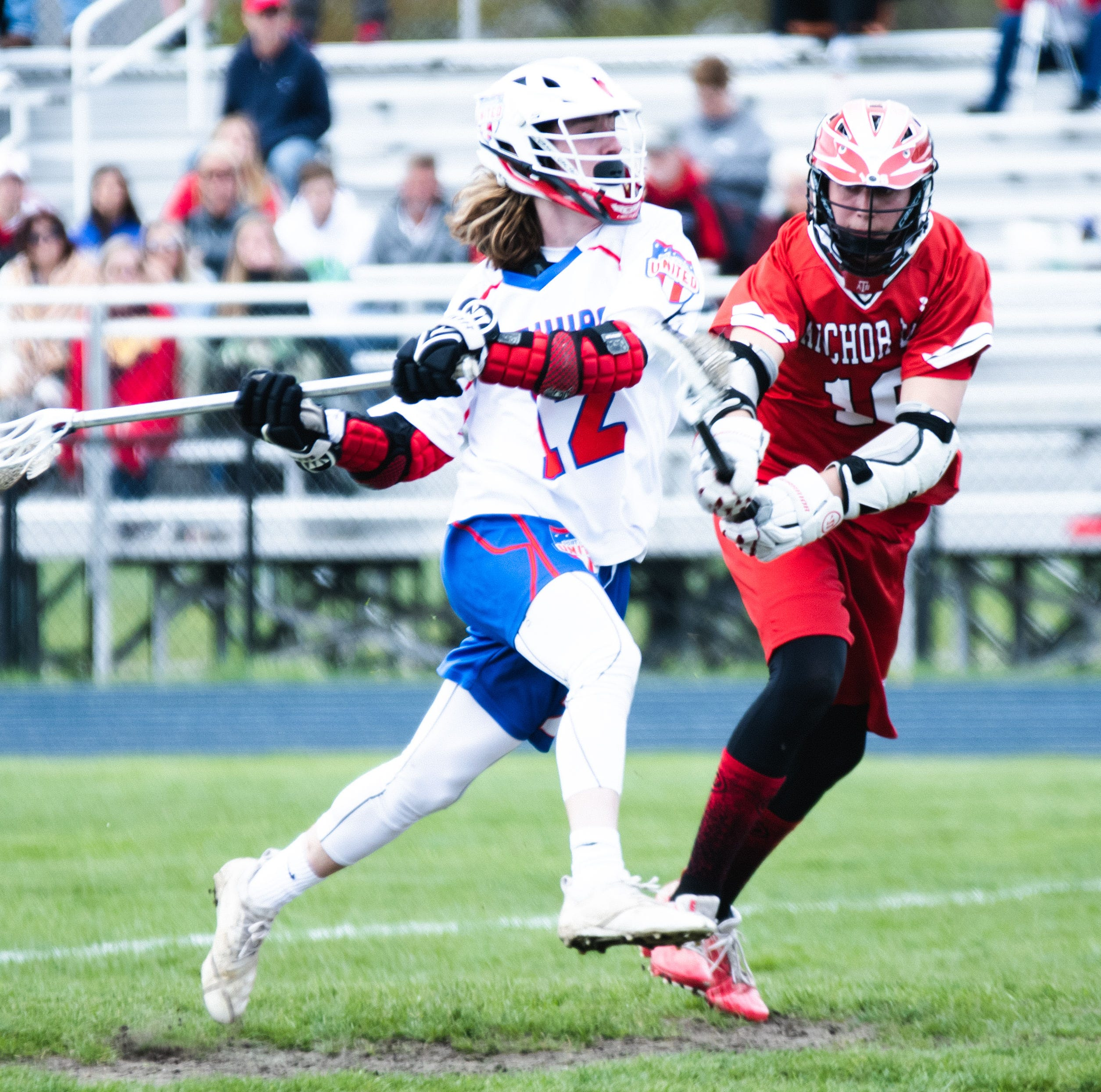 Port Huron United lacrosse falls against Anchor Bay despite big comeback
