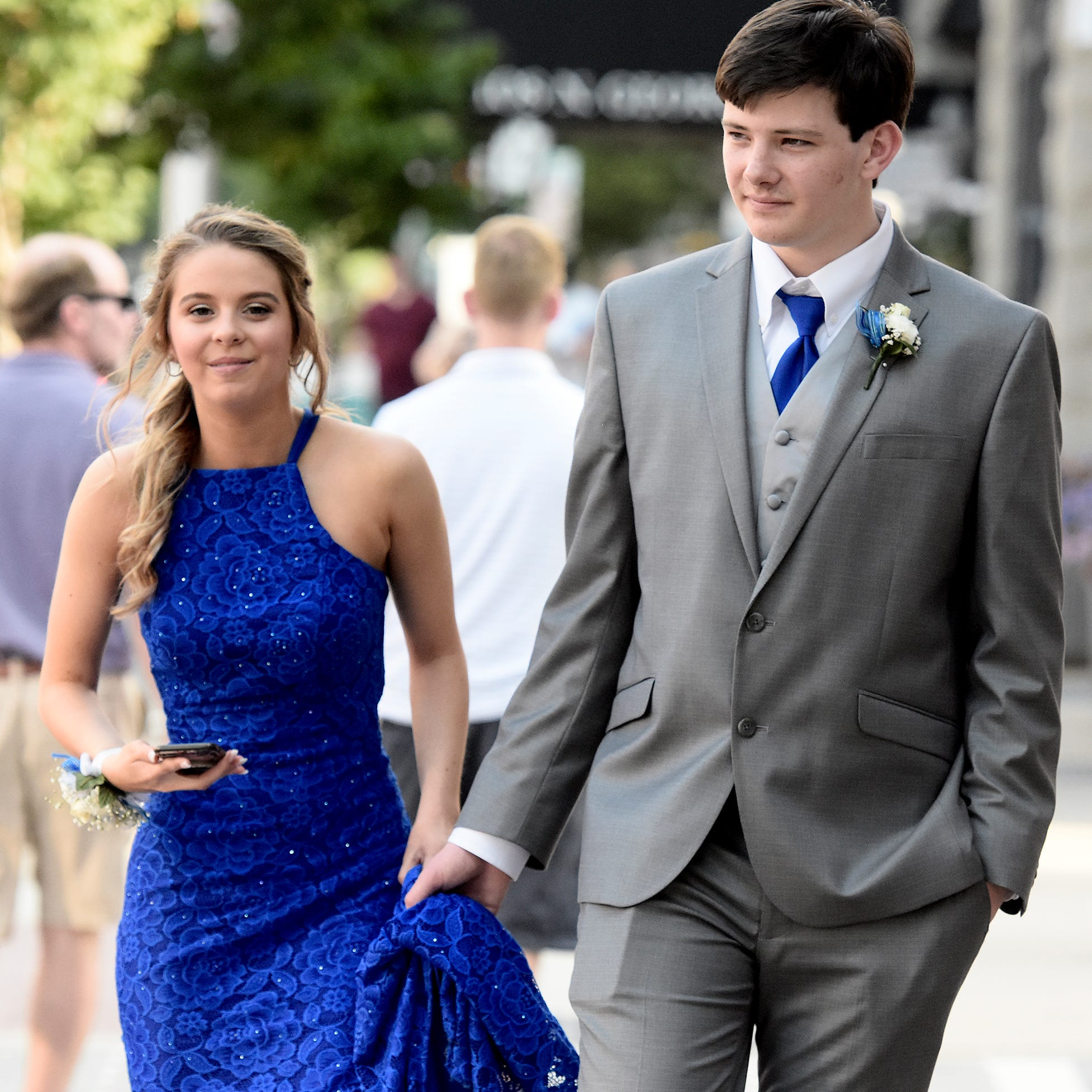 PHOTOS: Central York Panthers celebrate 2019 prom