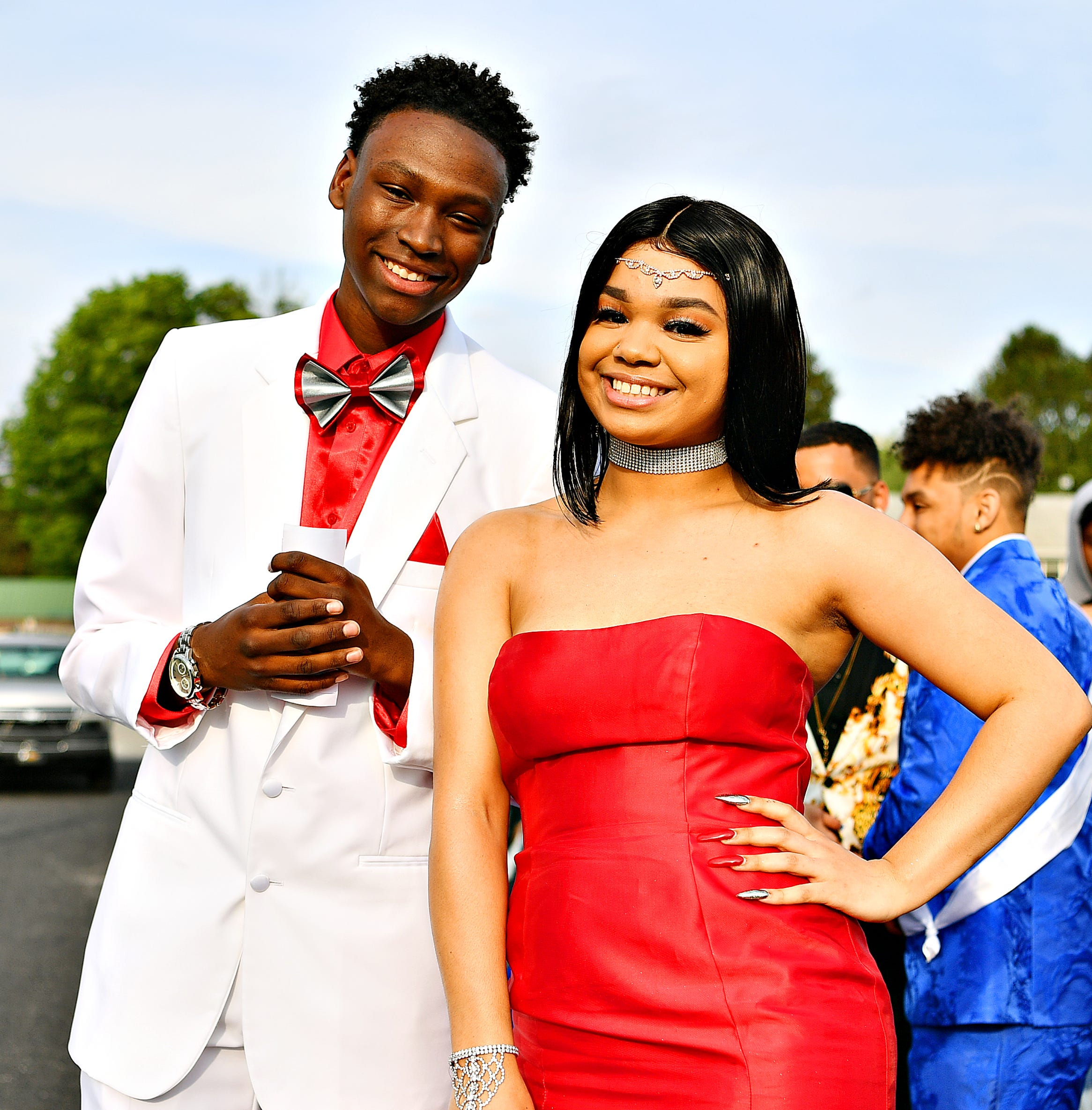 PHOTOS: York Tech Spartans celebrate 2019 prom at Wisehaven