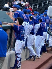 Reno lost its third game Friday in the 4A state baseball tournament in Las Vegas. Desert Oasis won the title.