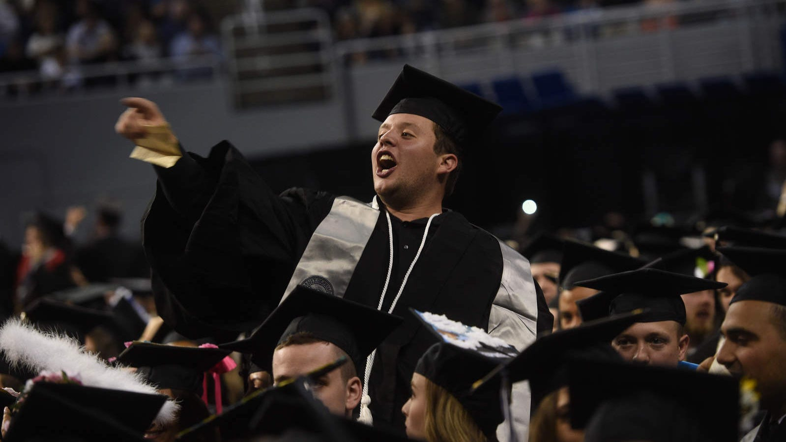 The University of Nevada, Reno graduates...