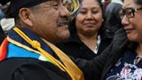 California State University, Monterey Bay graduate Adolfo González went from working in the fields to getting his college diploma.