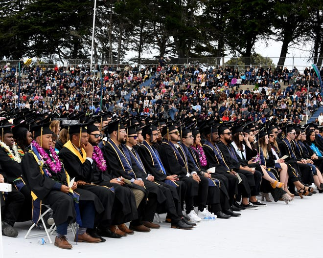 CSUMB graduation from the College or Arts, Humanities and Social Sciences on Saturday, May 18.