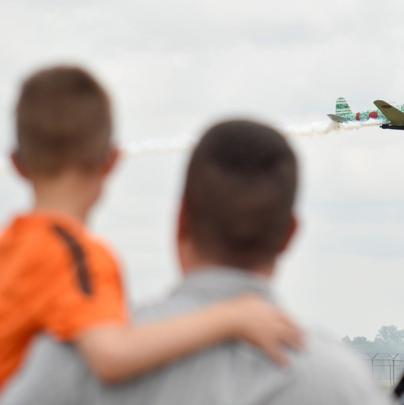 Barksdale Air Force Base hosts 2019 air show