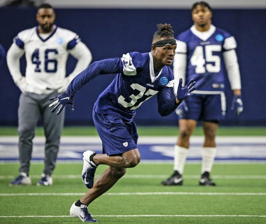 Donovan Wilson Revels In Opportunity With Dallas Cowboys