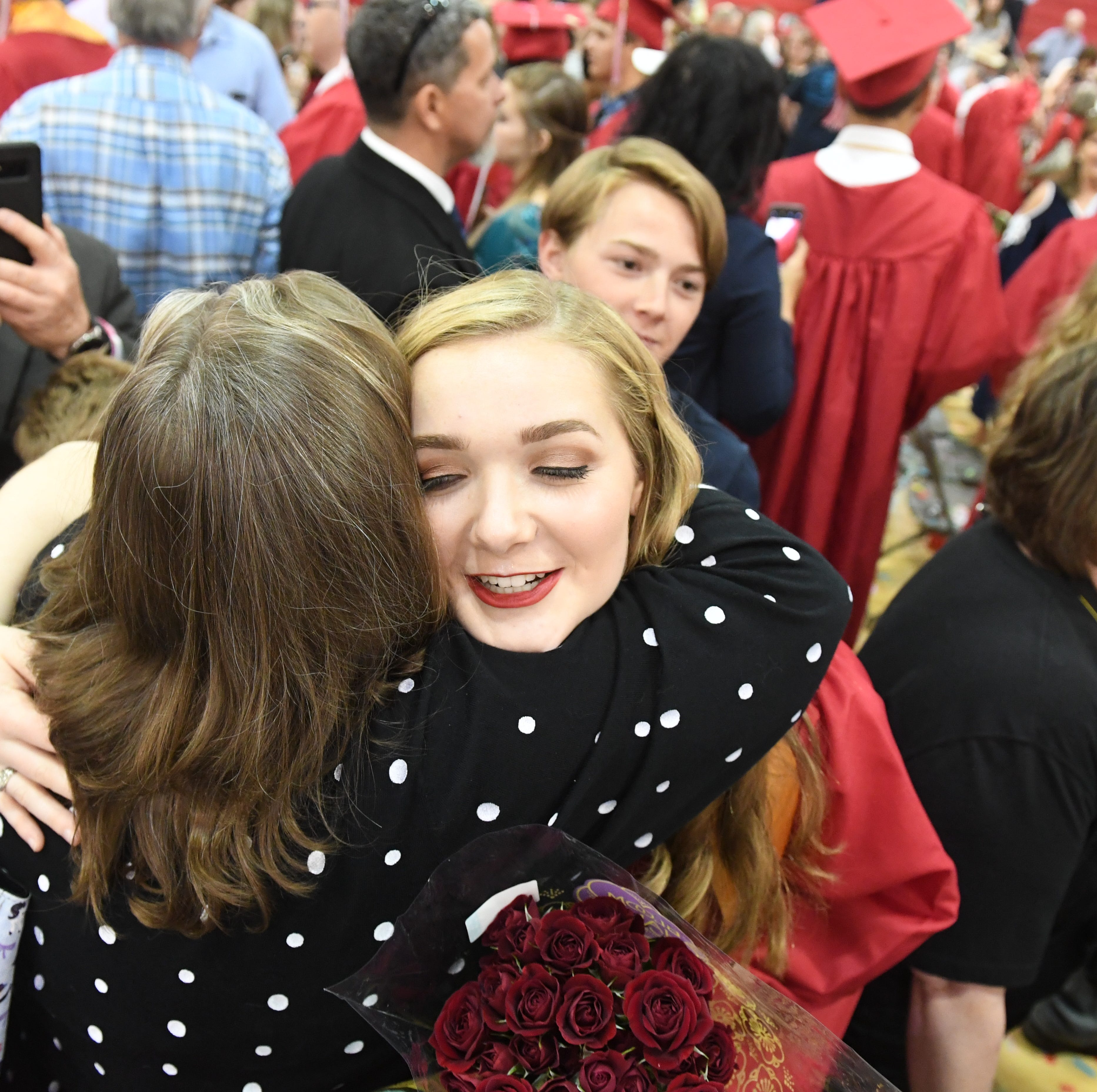 Photos: Riverheads commencement 2019