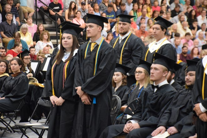 Buffalo Gap will hold an alternative graduation at the end of May.