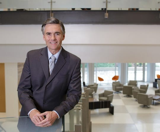 Michael Good is the CEO of University of Utah Health and the Dean of the U of U's School of Medicine.