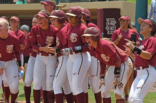 FSU hit a program-record six homers in its 12-1 win over South Florida.