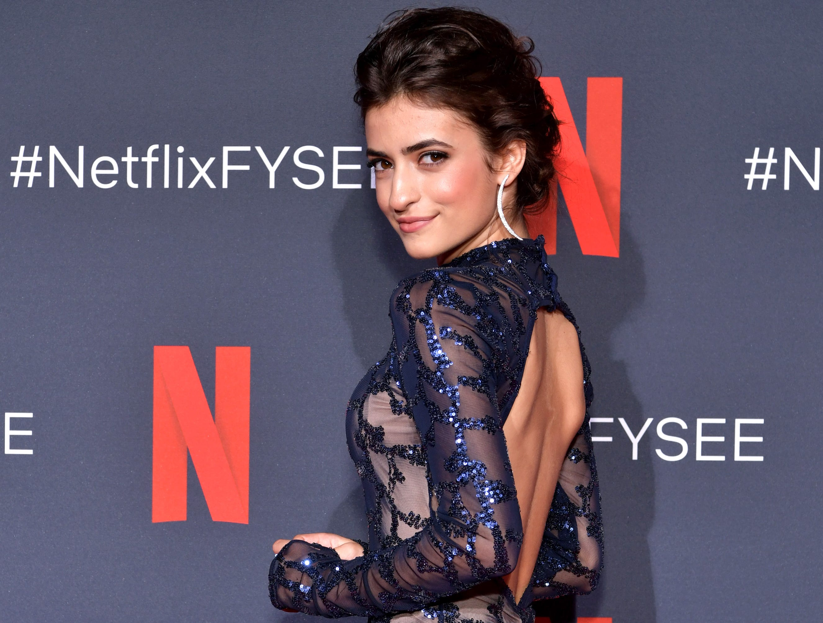Soni Bringas attends the Netflix FYSEE 'Prom Night' Reception at Raleigh Studios on May 17, 2019 in Los Angeles, Calif.