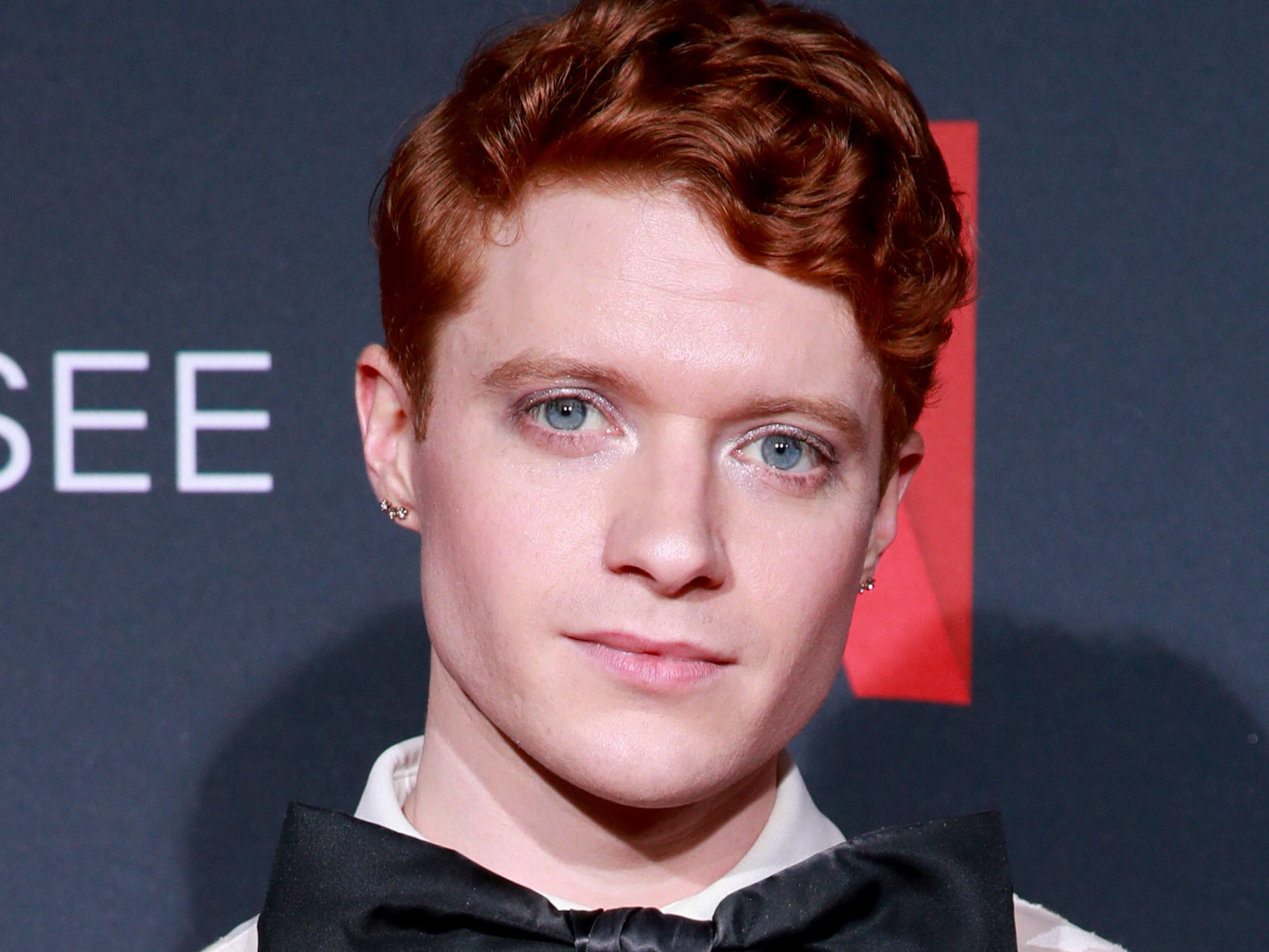 Brendan Scannell attends the Prom Night photo call at Netflix FYSEE At Raleigh Studios on May 17, 2019 in Los Angeles, Calif.