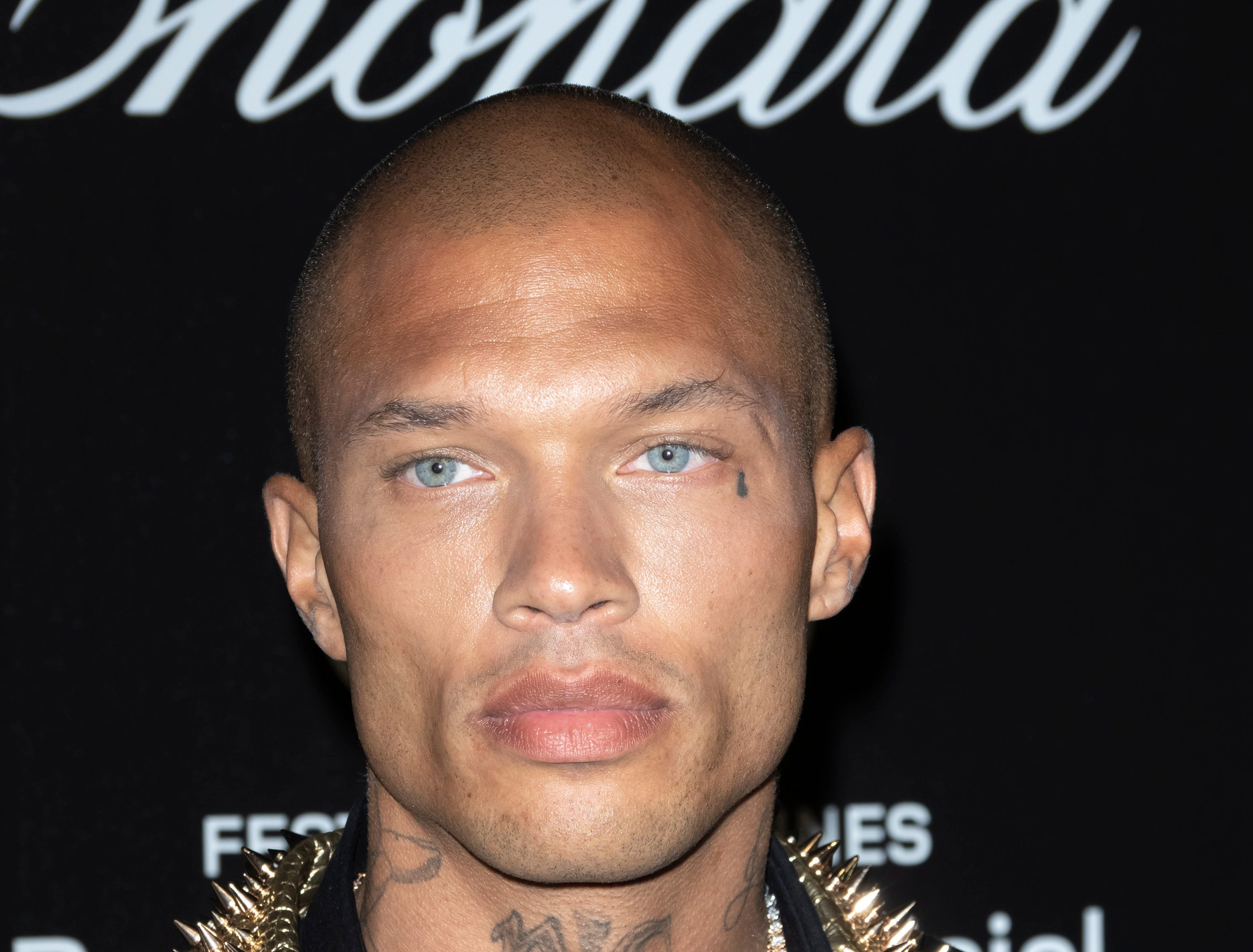Model Jeremy Meeks attends the Chopard Love Party during the 72nd annual Cannes Film Festival in Le Cannet, France on May 17, 2019.
