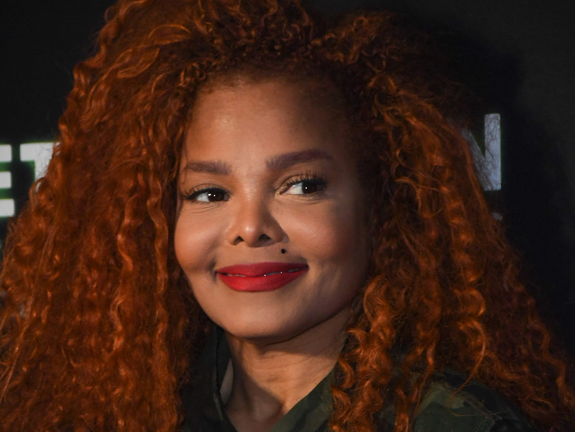 """Singer Janet Jackson attends the after party for the debut of her residency """"Metamorphosis"""" at On The Record Speakeasy and Club at Park MGM on May 17, 2019 in Las Vegas."""
